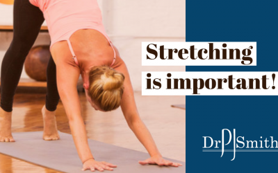 Stretching is important