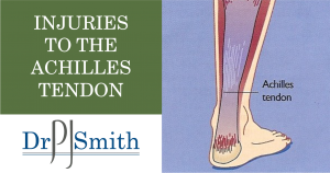 Minor injuries to the Achilles tendon don't always require surgery.