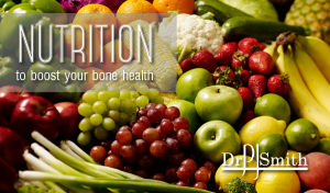 Dr Smith Orthopedic Surgeon Bone Nutrition