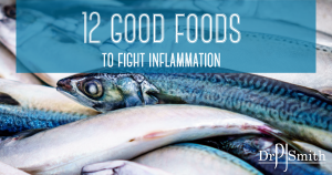 Dr Smith Foods to help fight inflammation