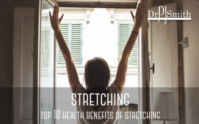 Top 10 health benefits of stretching