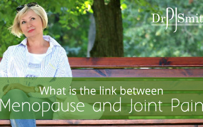 What is the link between menopause and joint pain?