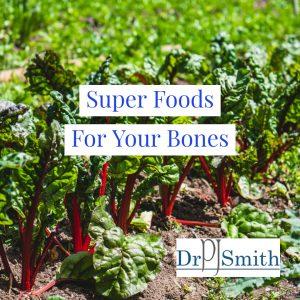 super foods dr smith