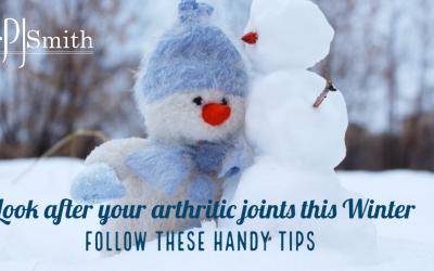 Arthritis pain in Winter
